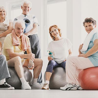 Gym douce seniors, pilate Cagnes-sur-Mer